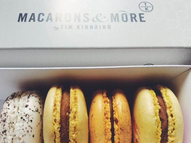 Macarons from Macarons and More