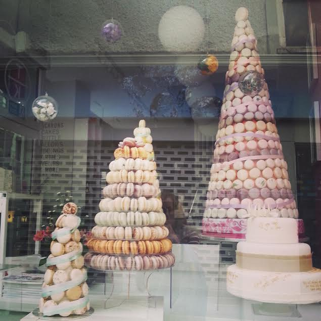Macarons & More in Norwich
