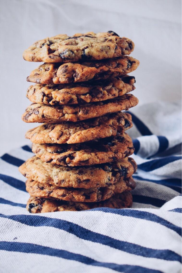 Cherry And Chocolate Cookies Lucya Bakes